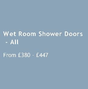 Wet Room Shower Doors